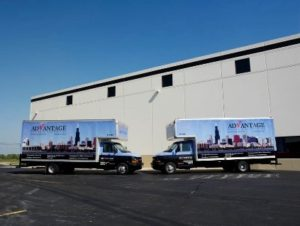 commercial moving services | business relocation | Advantage Moving and Storage | Chicago, IL