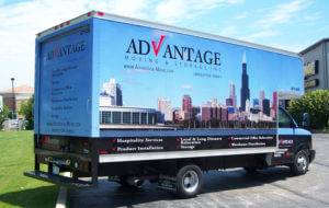 long distance moving | Algonquin, IL | Advantage Moving Truck