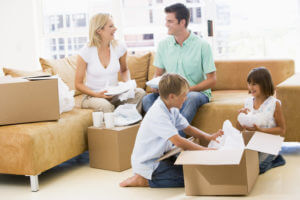 Family Moving | Residential Moving | Advantage